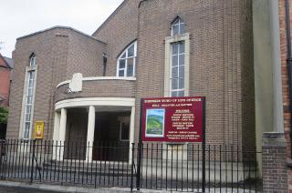 Belton Street building